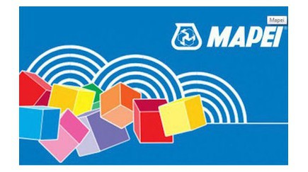Продукция компании MAPEI